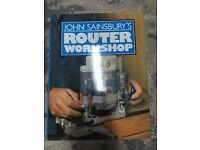 Router workshop book