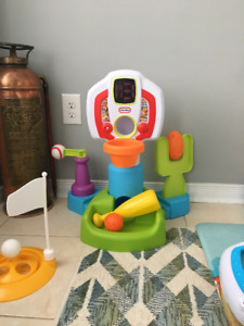 DiscoverSounds Sports Center - Little Tikes