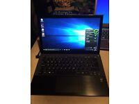 Sony SVP132 Ultrabook, Touch screen, Full 1080p, backlit keys