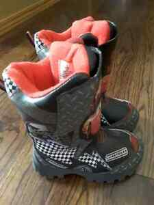 Winter boy boots, Size 9