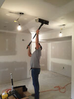 Drywall-taping-painting