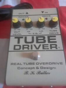pedale BK Butler Tube Driver