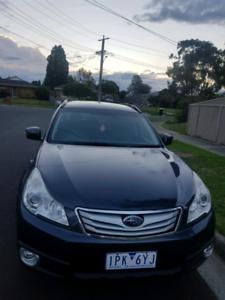 Subaru Outback 2012 wagon