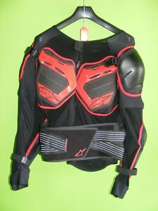 Alpinestars - Bionic - Body Armour - Med & LG/XL fit at RE-GEAR Kingston Kingston Area image 1