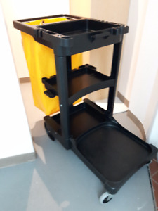 Janitor Cleaning Cart (Rubbermaid)