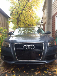 2012 Audi A3 S-Line Quattro TFSI TipTronic (Very low KMs)