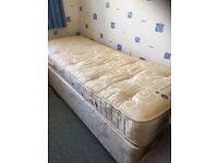 Sleepeezee electric adjustable bed.