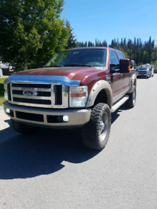 2008 f350 6.4 superduty trades for other diesel ?