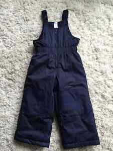 Size 3T Navy snow pants for $4.00