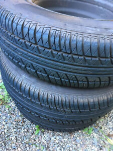 4 All season tires on rims 195-70-14