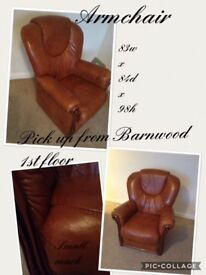 Lovely small armchair