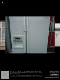 Samsung fridge freezer NOT working but for spares