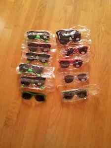 Lot of 12 assorted sunglasses - brand new