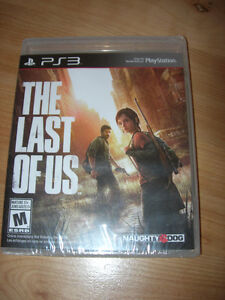 Jeux PS3 The last of us