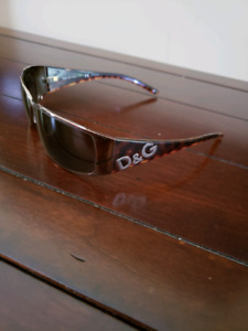 Authentic Dolce And Gabbana D&G unisex sunglasses
