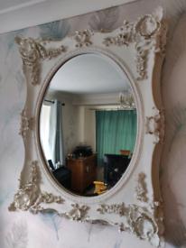 Ornate Laura Ashley mirror