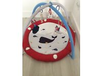 Mothercare whale bay play gym