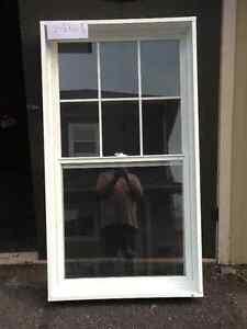 Fenêtre guillotine 34 1/2 x 61 3/4