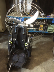 Vortex Paramotor like new