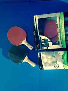 Ping pong table and accessories Edmonton Edmonton Area image 1