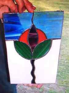 Introductory Stained Glass lessons Prince George British Columbia image 3