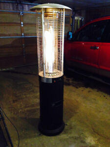 Patio space heater