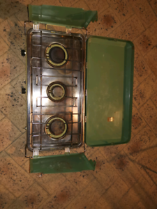 COMPANION 3 BURNER STOVE