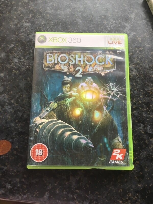 Bio shock 2 good condition Xbox 360in Middleton, ManchesterGumtree - Bio shock 2 for Xbox 360 good condition works fine no problems