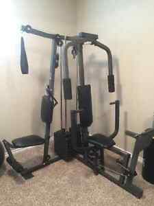 Weider 8630 home gym