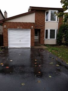 Detached home in Blair for rent
