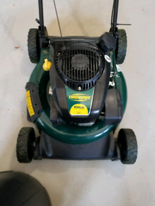 Lawn mover Just Like NEW