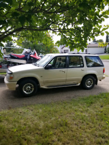 1996 Ford Explorer limited