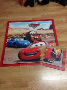 McQueen puzzle