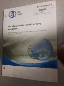 Installation code book for oil-burning equipment B139 series-15