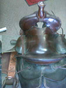 saddle oldtimer