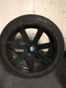 mags et pneus pour bmw x6 e71