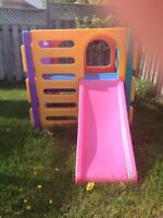 Little tikes play set.