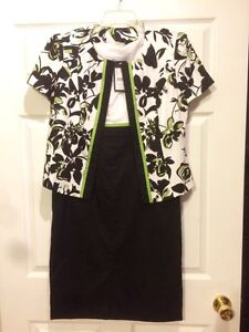 Laura 2pc Dress and Jacket