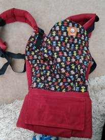 Baby carrier tula
