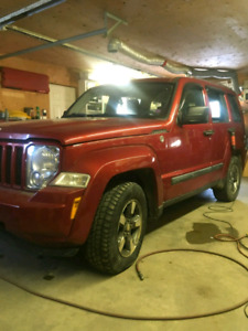 selling parts off a 2009 jeep liberty