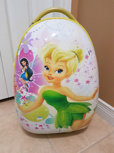 (Heys) Tinkerbell carry on luggage (MINT CONDITION)