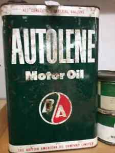 Motor oil tins, scales,  cast safe + 600 booths to explore  Stratford Kitchener Area image 1