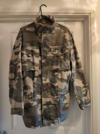 Bench camo jacket