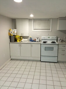 1 Bedroom Oakville Basement Apartment