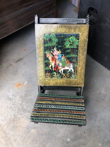Asian Style Decorative Chairs