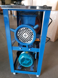 Commercial heavy duty Electric meat mincer mixer machine