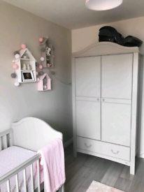 East Coast Toulouse Nursery & Baby's 3pc Room Set