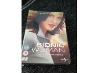 Bionic woman DVD set