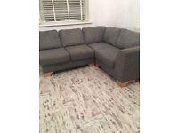 Corner sofa £200