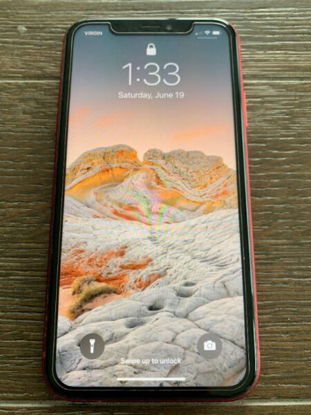 iPhone XR 128GB Comes with Applecare (Red) | Cell Phones ...